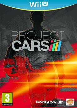 Project CARS Wii U