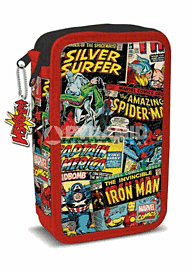 Marvel Filled Pencil CaseAccessories