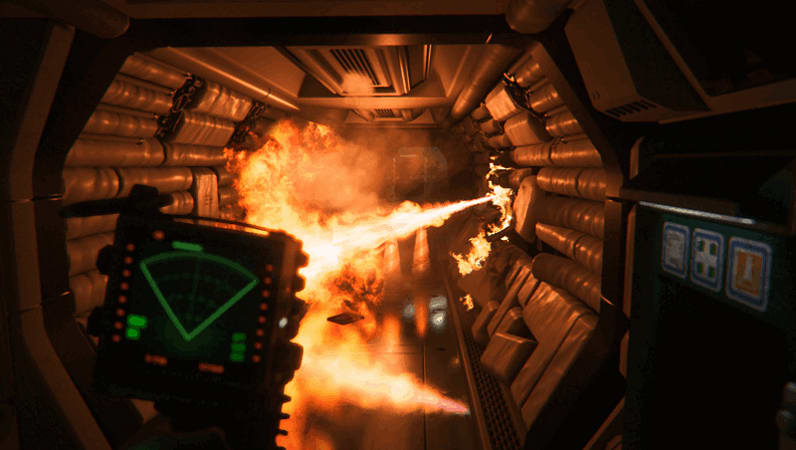 Alien: Isolation Screenshots