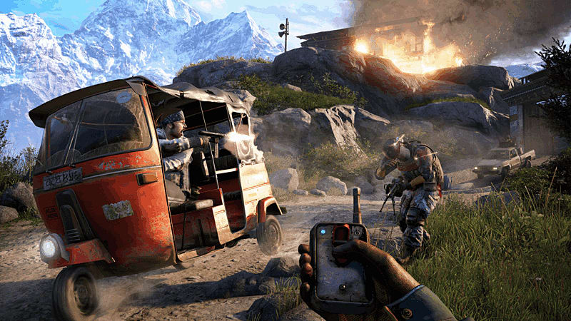 Far Cry 4 Review Round Up