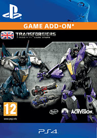 Transformers: Rise of the Dark Spark - Weathered Warrior Pack for PS4