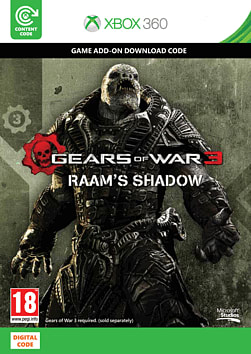 Gears Of War 3: RAAM's Shadow Pack 2 for XBOX360