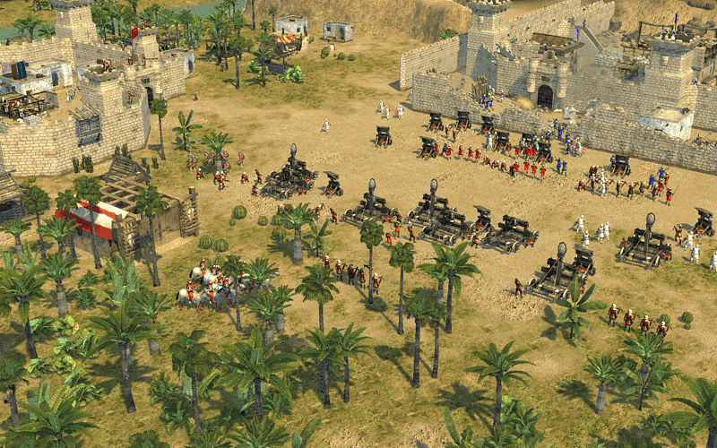 stronghold crusader 1 free download for pc