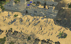Stronghold Crusader 2 screen shot 6