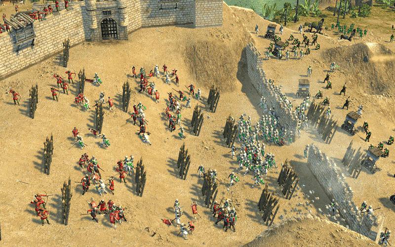 stronghold crusader 2 save game download