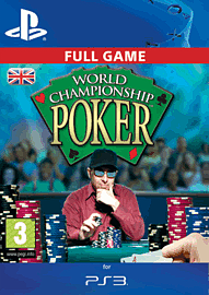 World Championship Poker (PS2 Classic) for PS3