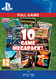 10 Game Megapack (PS2 Classic) for PS3