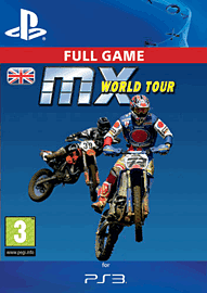 MX World Tour (PS2 Classic) for PS3