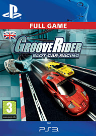 GrooveRider Slot Car Racing (PS2 Classic) for PS3