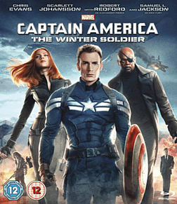 Captain America: The Winter SoldierBlu-ray