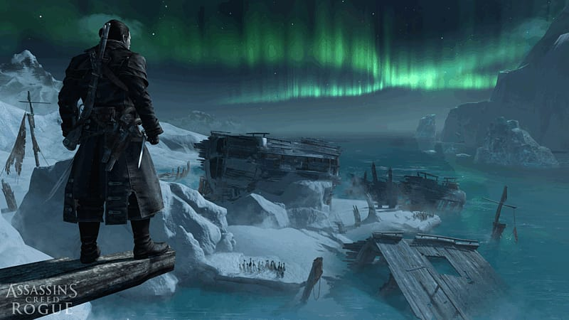 Assassin's Creed: Rogue Screenshots