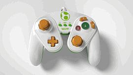 Super Smash Bros Yoshi Gamecube Controller For Wii U Accessories