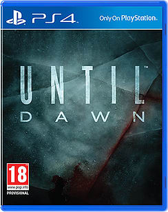 Until DawnPlayStation 4Cover Art