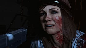 Until Dawn screen shot 2