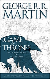 A Game of Thrones: Graphic Novel, Volume Three (Hardcover)Books