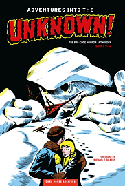 Adventures Into The Unknown Archives Volume 2 (Dark Horse Archives)Books