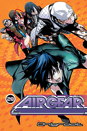 Air Gear 29 (Paperback)Books