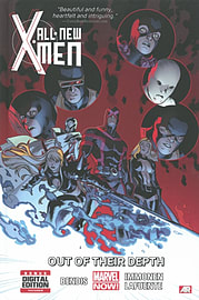All-New X-Men Volume 4: All-Different (Hardcover)Books