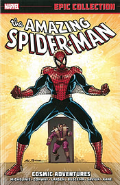 Amazing Spider-Man Epic Collection: Ghosts of the Past (Amazing Spider-Man Epic Collections) (PaperbBooks