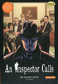 An Inspector Calls the Graphic Novel: Quick Text (Paperback)Books
