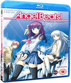 Angel Beats Complete Series Collection [Blu-ray]Blu-ray