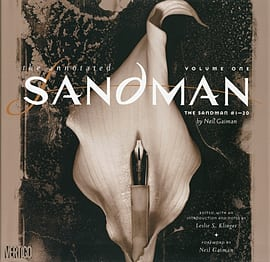 Annotated Sandman Volume 2 HC (Sandman Annotated) (Hardcover)Books