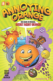 Annoying Orange #5: Transfarmers Fruit Processors in Disguise! (Paperback)Books
