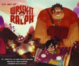 Art of Wreck-it Ralph (The Art of Disney) (Hardcover)Books