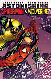 Astonishing Spider-Man and Wolverine (Paperback)Books