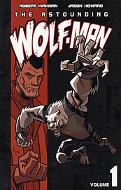 The Astounding Wolf-Man Volume 3 (Paperback)Books