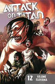 Attack on Titan 5 (Paperback)Books