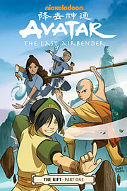 Avatar: The Last Airbender - The Search Library Edition (Avatar: The Last Airbender (Dark Horse)) (HBooks