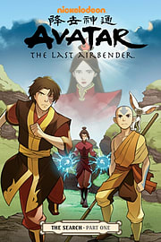 Avatar: The Last Airbender - The Search Part 2 (Nicelodeon Avatar: the Last Airbender) (Paperback)Books