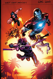 Avengers: West Coast Avengers Assemble (Avengers (Marvel Unnumbered)) (Paperback)Books