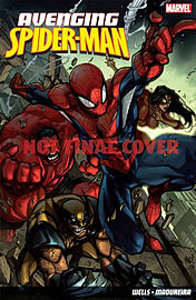Avenging Spider-Man: My Friends Can Beat Up Your Friends (Hardcover)Books