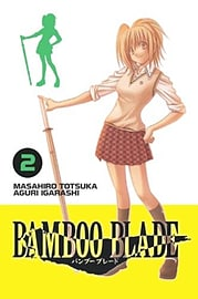 Bamboo Blade: Vol 3 (Paperback)Books