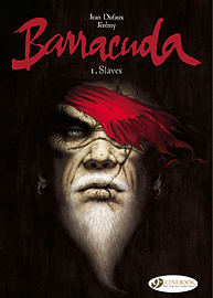 Barracuda Vol. 2: Scars (Paperback)Books