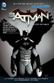 Batman Volume 3: Death of the Family HC (The New 52) (Batman (DC Comics)) (Hardcover)Books