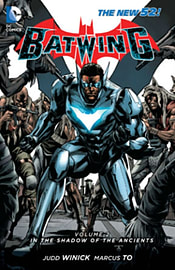 Batwing Volume 3: Enemy of the State (The New 52) (Paperback)Books