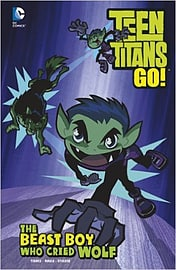 The Beast Boy Who Cried Wolf (Teen Titans GO!) (Hardcover)Books