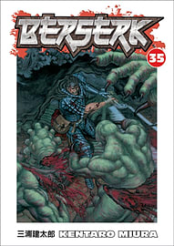 Berserk Volume 36 (Berserk (Graphic Novels)) (Paperback)Books