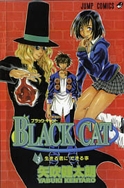 Black Cat 4 (Black Cat (Viz)) (Paperback)Books