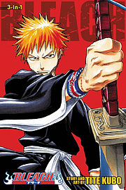 Bleach 3-in-1 Edition 2 (Paperback)Books
