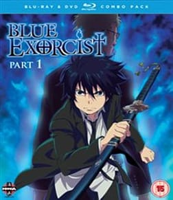 Blue Exorcist: Definitive Edition Part 1 Episodes 1-12 Blu-rayBlu-ray