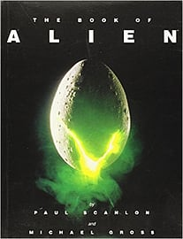 The Book of Alien (Paperback)Books