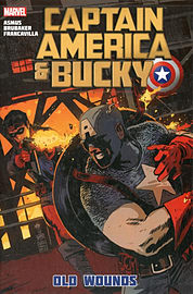 Captain America and Bucky: Old Wounds (Paperback)Books