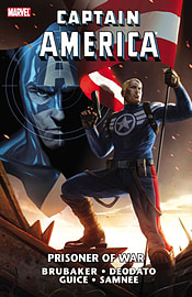 Captain America: Prisoner of War (Paperback)Books