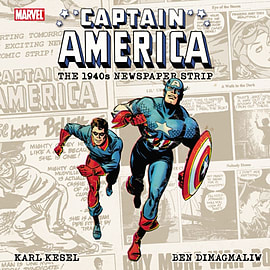Captain America: Two Americas (Paperback)Books