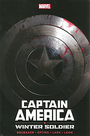 Captain America: Winter Soldier Dossier Edition: (Marvel Captain America) (Paperback)Books