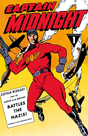 Captain Midnight Archives Volume 2: Captain Midnight Saves the World (Hardcover)Books